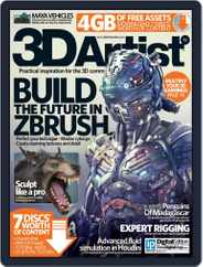 3D Artist (Digital) Subscription December 2nd, 2014 Issue