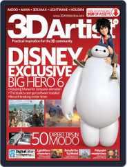 3D Artist (Digital) Subscription October 7th, 2014 Issue