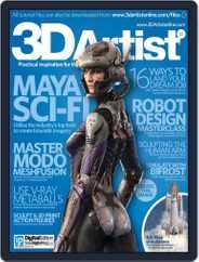 3D Artist (Digital) Subscription September 9th, 2014 Issue