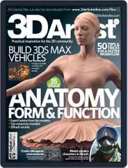 3D Artist (Digital) Subscription August 12th, 2014 Issue