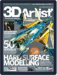 3D Artist (Digital) Subscription June 17th, 2014 Issue