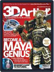 3D Artist (Digital) Subscription May 20th, 2014 Issue