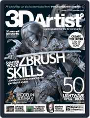 3D Artist (Digital) Subscription April 22nd, 2014 Issue