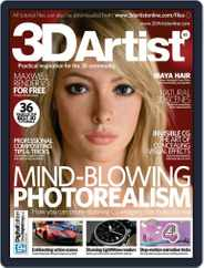 3D Artist (Digital) Subscription March 3rd, 2014 Issue