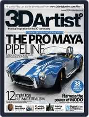 3D Artist (Digital) Subscription February 4th, 2014 Issue