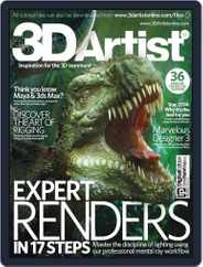 3D Artist (Digital) Subscription January 7th, 2014 Issue