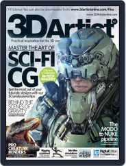 3D Artist (Digital) Subscription December 3rd, 2013 Issue