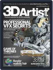3D Artist (Digital) Subscription September 10th, 2013 Issue