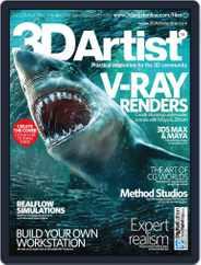 3D Artist (Digital) Subscription June 18th, 2013 Issue