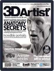 3D Artist (Digital) Subscription April 23rd, 2013 Issue