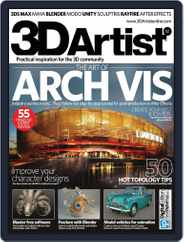 3D Artist (Digital) Subscription February 28th, 2013 Issue