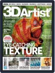 3D Artist (Digital) Subscription January 31st, 2013 Issue