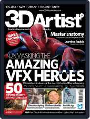 3D Artist (Digital) Subscription July 17th, 2012 Issue