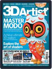 3D Artist (Digital) Subscription May 22nd, 2012 Issue
