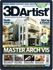 3D Artist (Digital) Subscription March 27th, 2012 Issue
