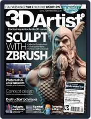 3D Artist (Digital) Subscription March 7th, 2012 Issue