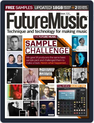 Future Music (Digital) July 1st, 2020 Issue Cover