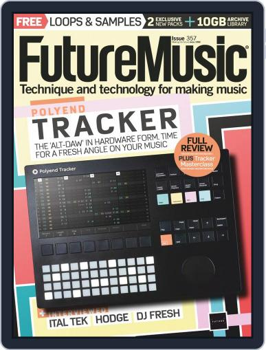 Future Music (Digital) June 1st, 2020 Issue Cover