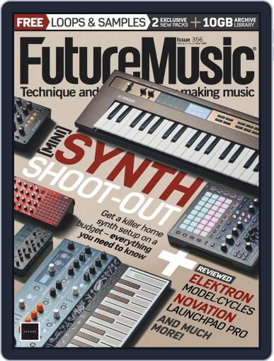 Future Music (Digital) May 1st, 2020 Issue Cover