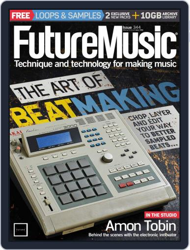 Future Music June 1st, 2019 Digital Back Issue Cover