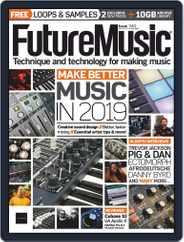 Future Music (Digital) Subscription February 1st, 2019 Issue