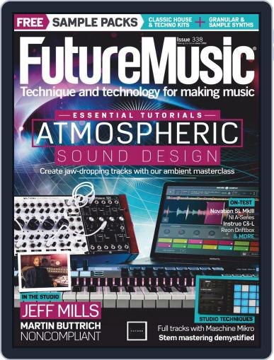 Future Music December 1st, 2018 Digital Back Issue Cover