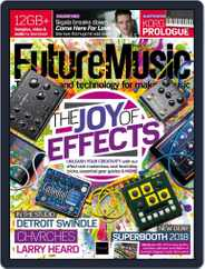 Future Music (Digital) Subscription July 1st, 2018 Issue