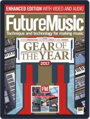 Future Music (Digital) Subscription January 1st, 2018 Issue