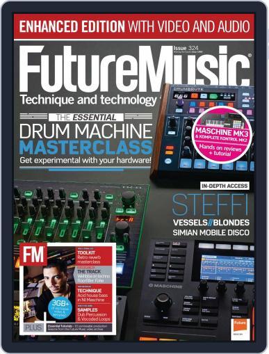 Future Music November 1st, 2017 Digital Back Issue Cover