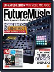 Future Music (Digital) Subscription August 1st, 2017 Issue
