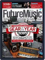 Future Music (Digital) Subscription January 1st, 2017 Issue