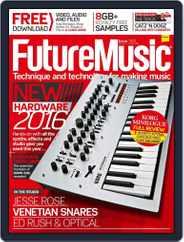 Future Music (Digital) Subscription February 11th, 2016 Issue