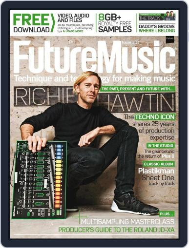 Future Music January 14th, 2016 Digital Back Issue Cover