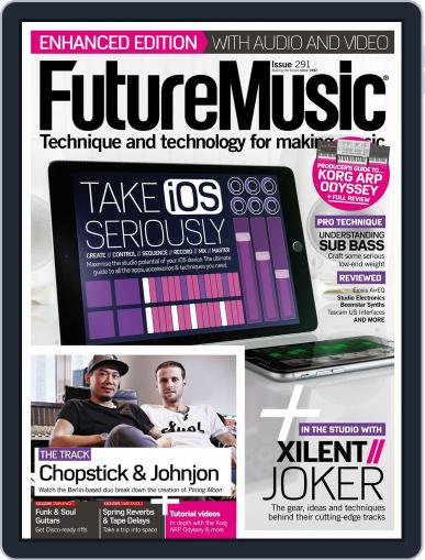 Future Music April 8th, 2015 Digital Back Issue Cover