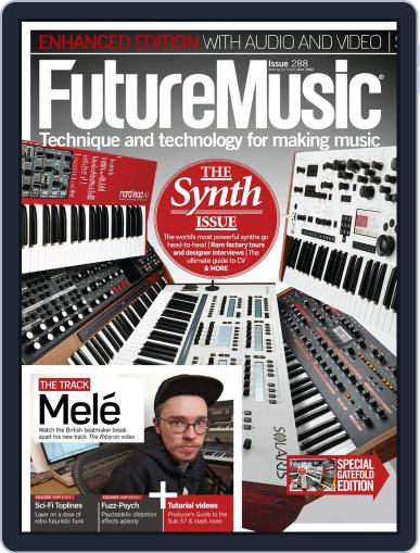 Future Music January 14th, 2015 Digital Back Issue Cover