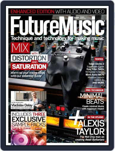 Future Music October 22nd, 2014 Digital Back Issue Cover