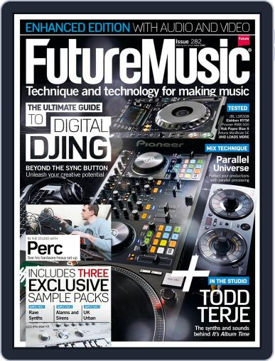 Future Music July 30th, 2014 Digital Back Issue Cover