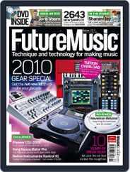 Future Music (Digital) Subscription January 26th, 2010 Issue