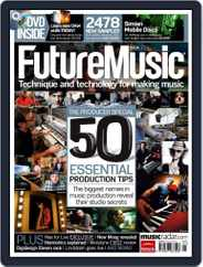 Future Music (Digital) Subscription December 28th, 2009 Issue