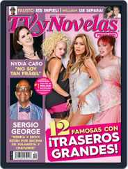 Tvynovelas Puerto Rico (Digital) Subscription July 10th, 2014 Issue