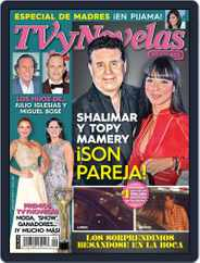 Tvynovelas Puerto Rico (Digital) Subscription April 30th, 2014 Issue