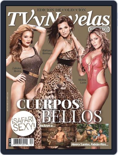 Tvynovelas Puerto Rico June 5th, 2013 Digital Back Issue Cover