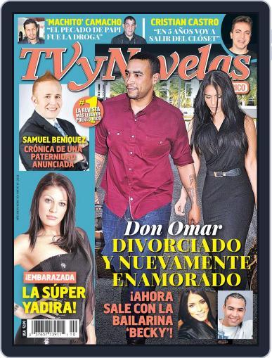 Tvynovelas Puerto Rico May 8th, 2013 Digital Back Issue Cover