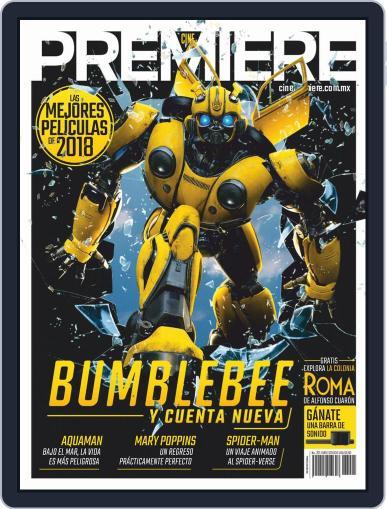 Cine Premiere December 1st, 2018 Digital Back Issue Cover