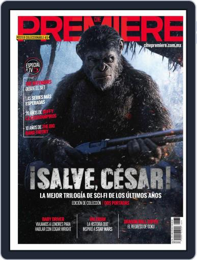 Cine Premiere August 1st, 2017 Digital Back Issue Cover