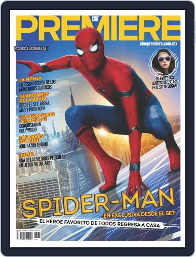 Cine Premiere June 1st, 2017 Digital Back Issue Cover