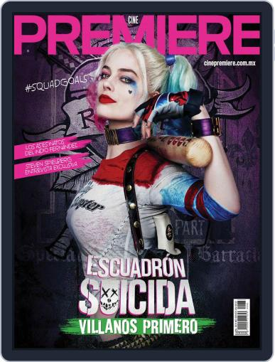 Cine Premiere August 1st, 2016 Digital Back Issue Cover