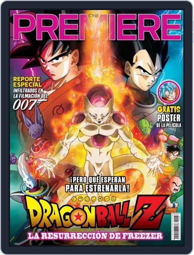 Cine Premiere April 30th, 2015 Digital Back Issue Cover