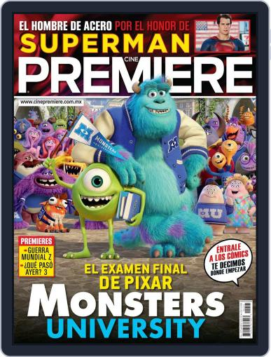 Cine Premiere June 3rd, 2013 Digital Back Issue Cover