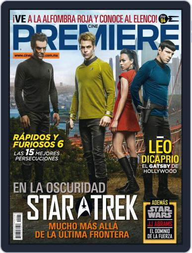 Cine Premiere May 2nd, 2013 Digital Back Issue Cover